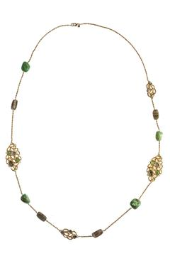 Alexis Bittar Chalcedony Labradorite Necklace - Product List Image
