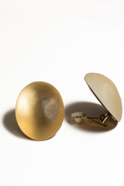 Alexis Bittar Dome Clip Earrings - Product Mini Image