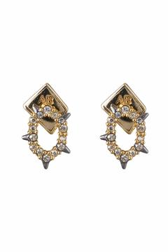 Alexis Bittar Open Circle Earrings - Product List Image