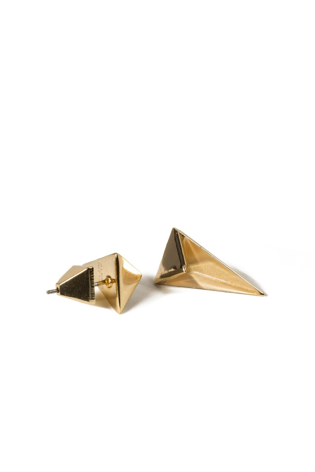 Alexis Bittar Pyramid Post Earrings - Main Image