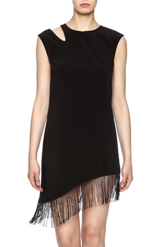 Ali & Jay Cut-Out Fringe Dress - Product List Image