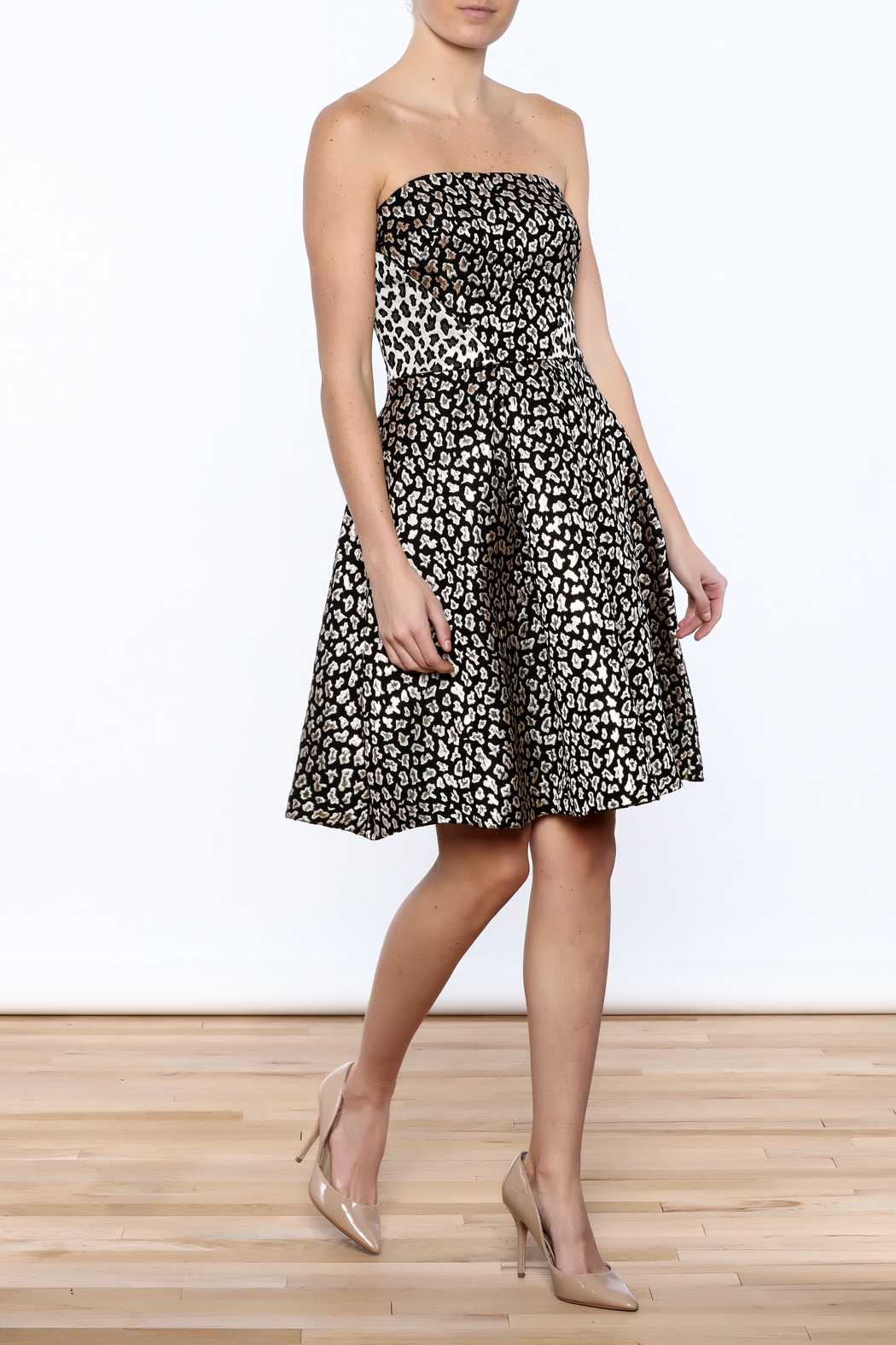 Ali & Jay Fit And Flare Dress - Front Full Image