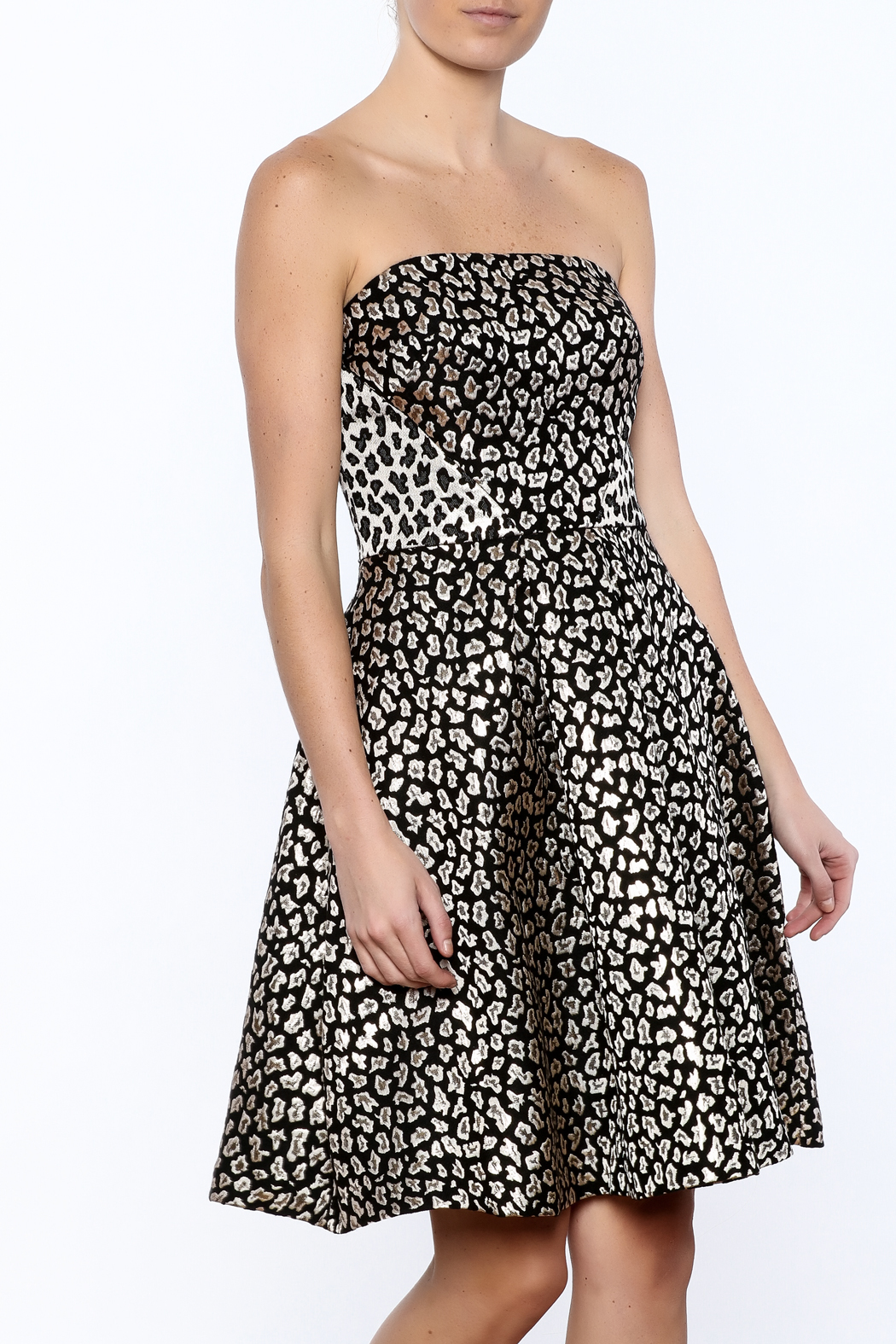 Ali & Jay Fit And Flare Dress - Main Image