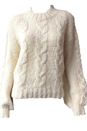 Anine Bing Ali Knit Sweater - Product Mini Image