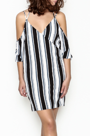 Ali & Jay Cold Shoulder Dress - Product Mini Image