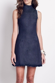 Ali & Jay Frayed Denim Dress - Product Mini Image