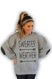 Ali Dee Collection Sweater Weather - Front cropped