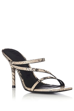 Shoptiques Product: Mollie In Beige Snake
