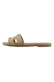French Sole FS/NY Alibi Slip-On Sandal - Product Mini Image