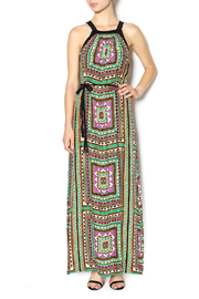 Alice + Trixie Chelsea Maxi Dress - Front cropped