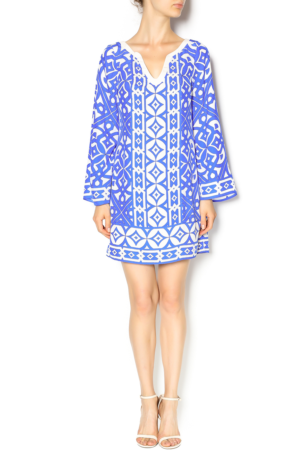 Alice Trixie Kate Caftan Dress From Boston By Crush