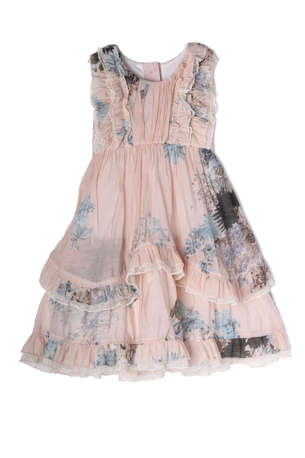 Isobella and Chloe Alice Dress - Front Full Image