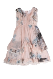 Isobella and Chloe Alice Dress - Front full body