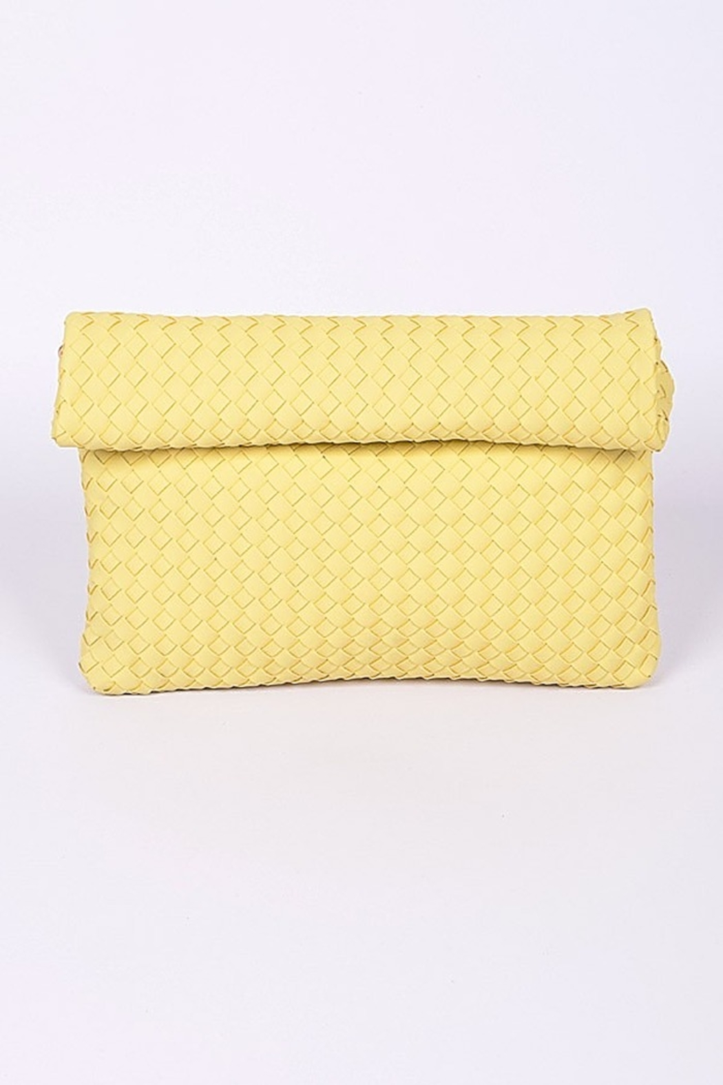 3AM FOREVER Alice Foldover Clutch - Main Image