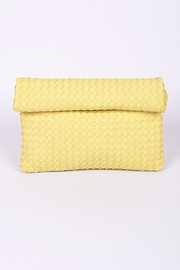 3AM FOREVER Alice Foldover Clutch - Product Mini Image
