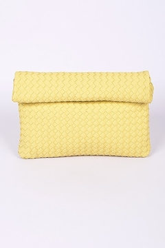 3AM FOREVER Alice Foldover Clutch - Alternate List Image