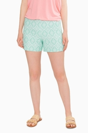 Southern Tide Alice Ikat-Jacquard Short - Product Mini Image