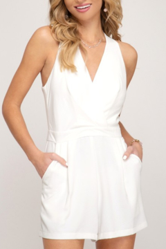 Abeauty by BNB Alice Romper - Product List Image