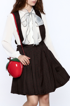 Shoptiques Product: Old School Pleated Skirt