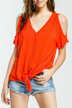 Shoptiques Product: Alice Tie Top