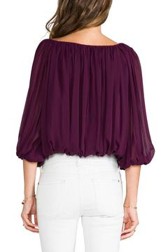 Shoptiques Product: Braiden Gathered Blouse