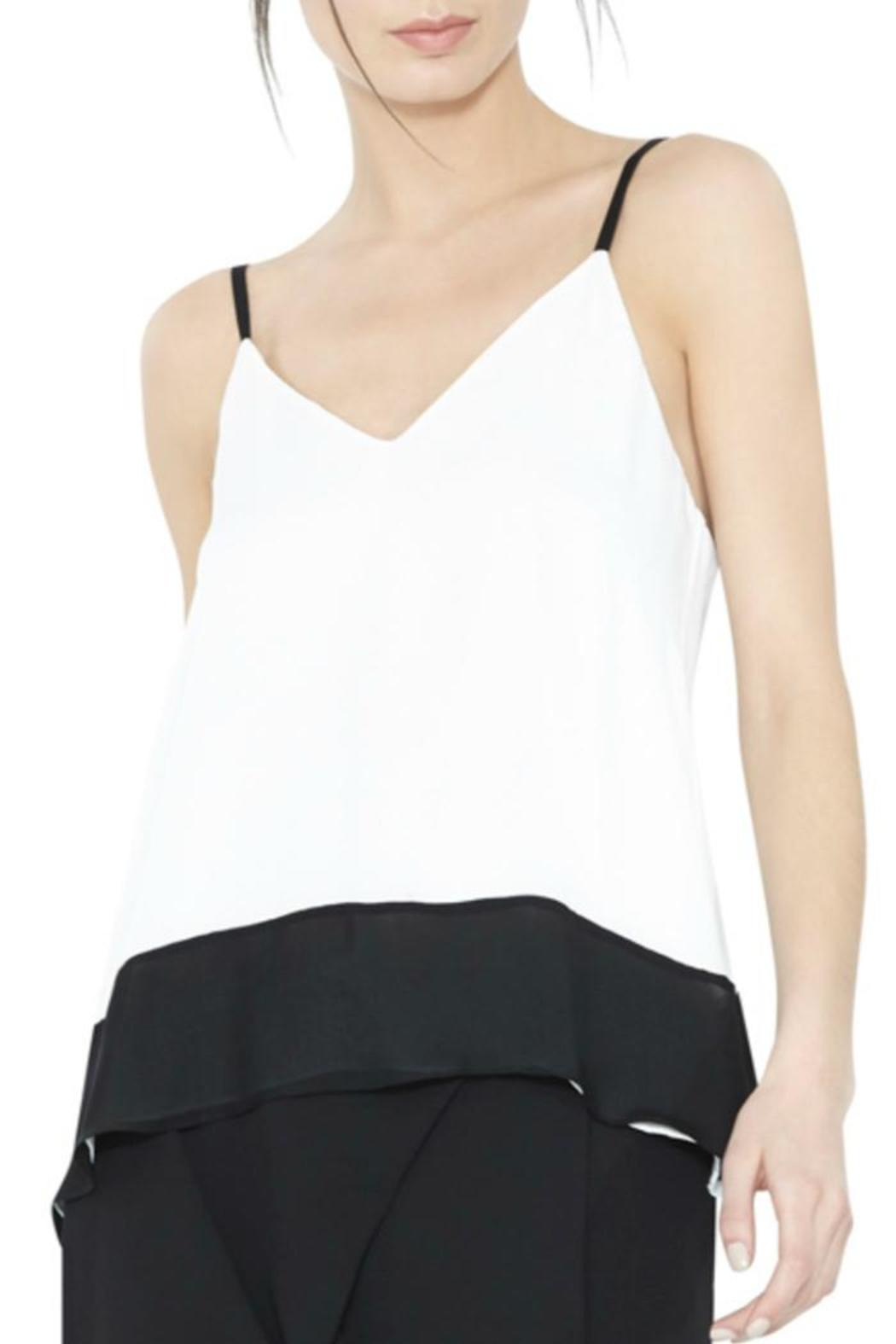 Alice + Olivia Cami With Contrast-Border - Main Image