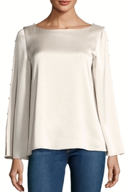 Alice + Olivia Genia Embellished Top - Product Mini Image