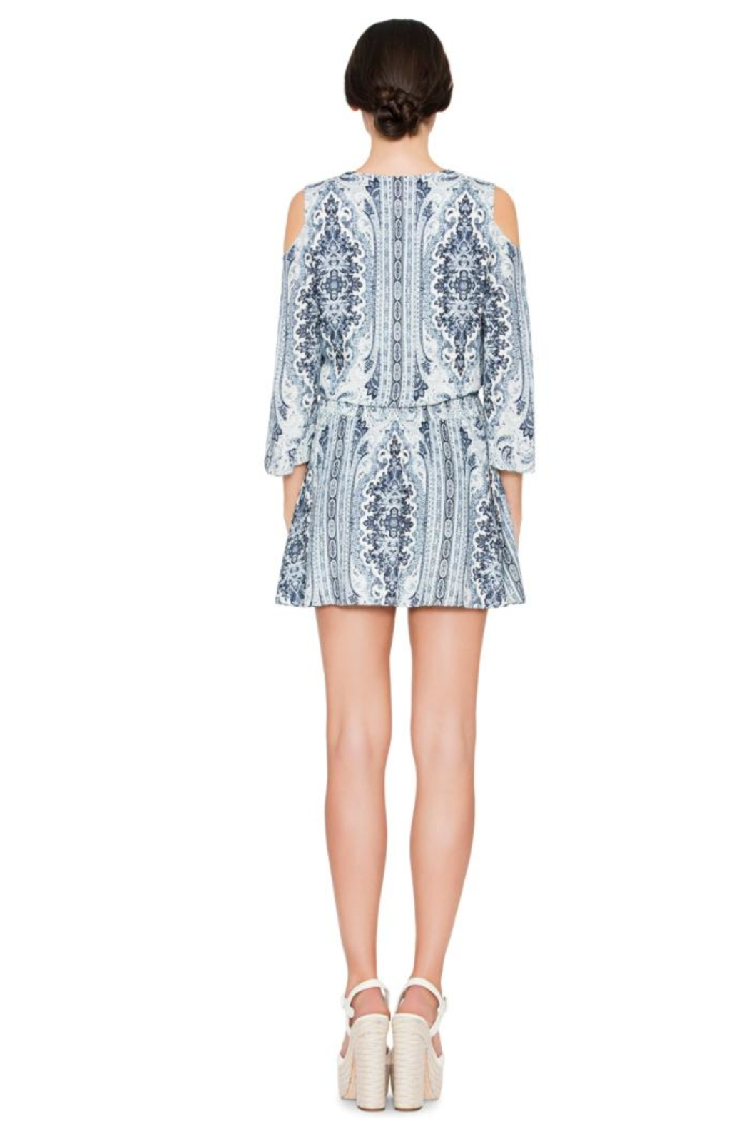 Alice + Olivia Jolene Dress - Front Full Image