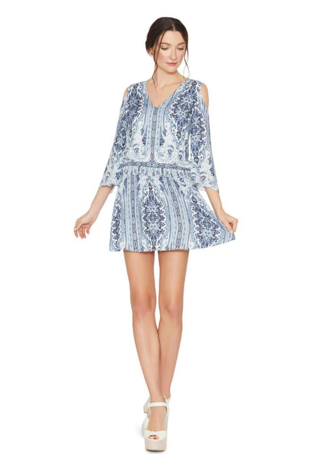 Alice + Olivia Jolene Dress - Main Image