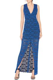 Alice + Olivia Kahlo Slit Dress - Product Mini Image