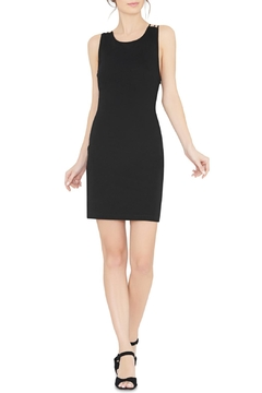 Alice + Olivia Kell Crossback Fitted Dress - Product List Image