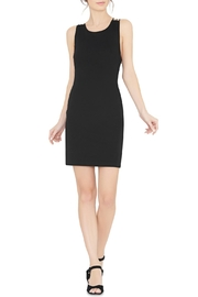 Alice + Olivia Kell Crossback Fitted Dress - Product Mini Image