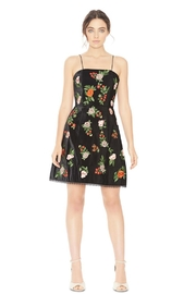 Alice + Olivia Launa Embroidered Dress - Front cropped