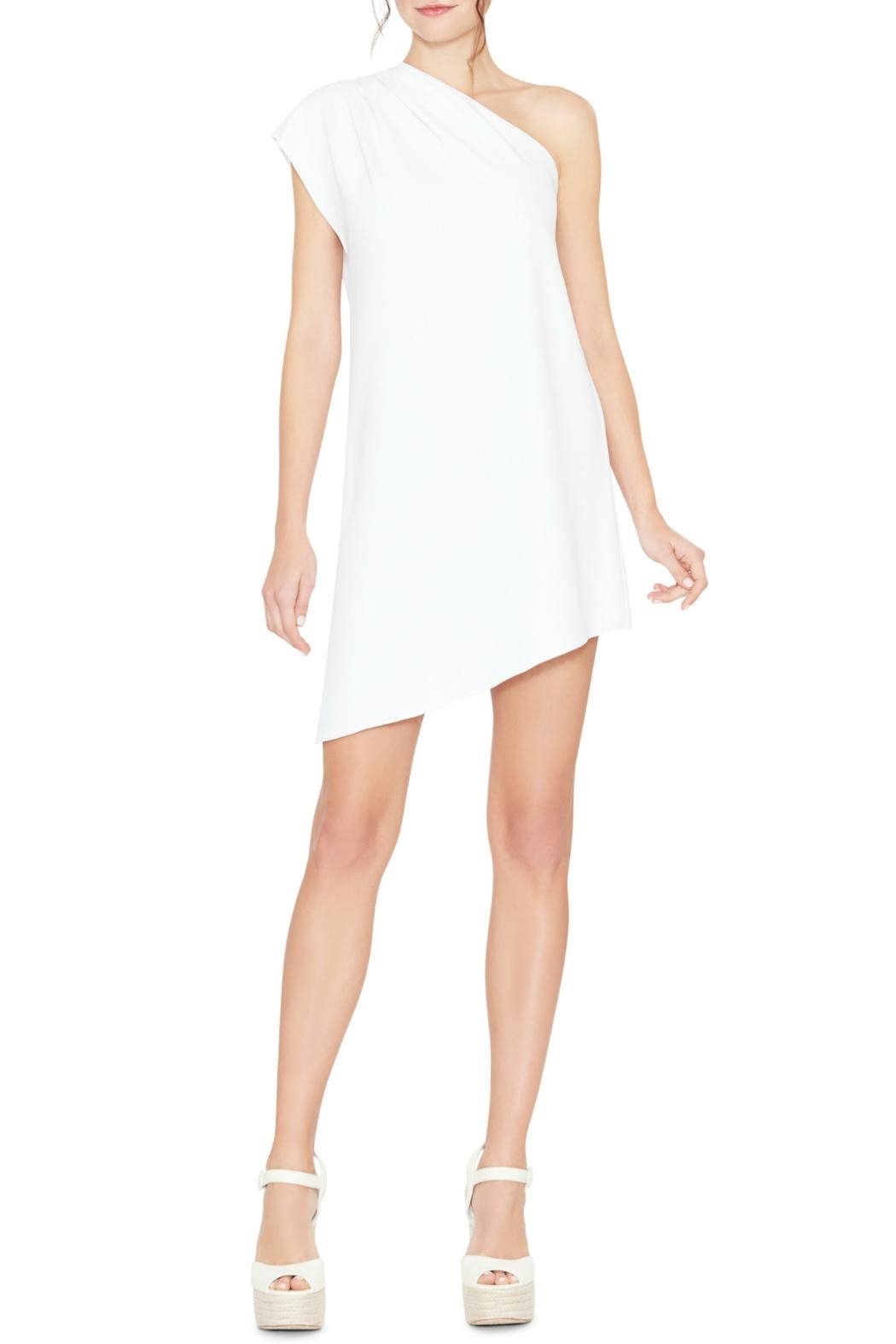 Alice + Olivia Melina One Shoulder Dress - Main Image