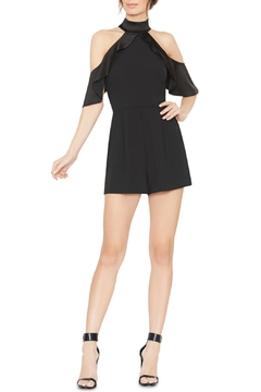 Shoptiques Product: Roseline Cold Shoulder Romper