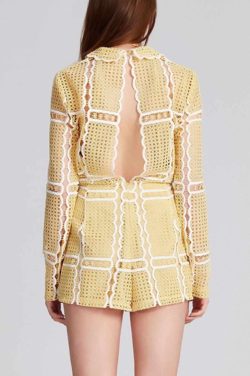 660eb1cfe7b Alice McCall Longsleeve Lace Playsuit from Melbourne by elwood101 ...