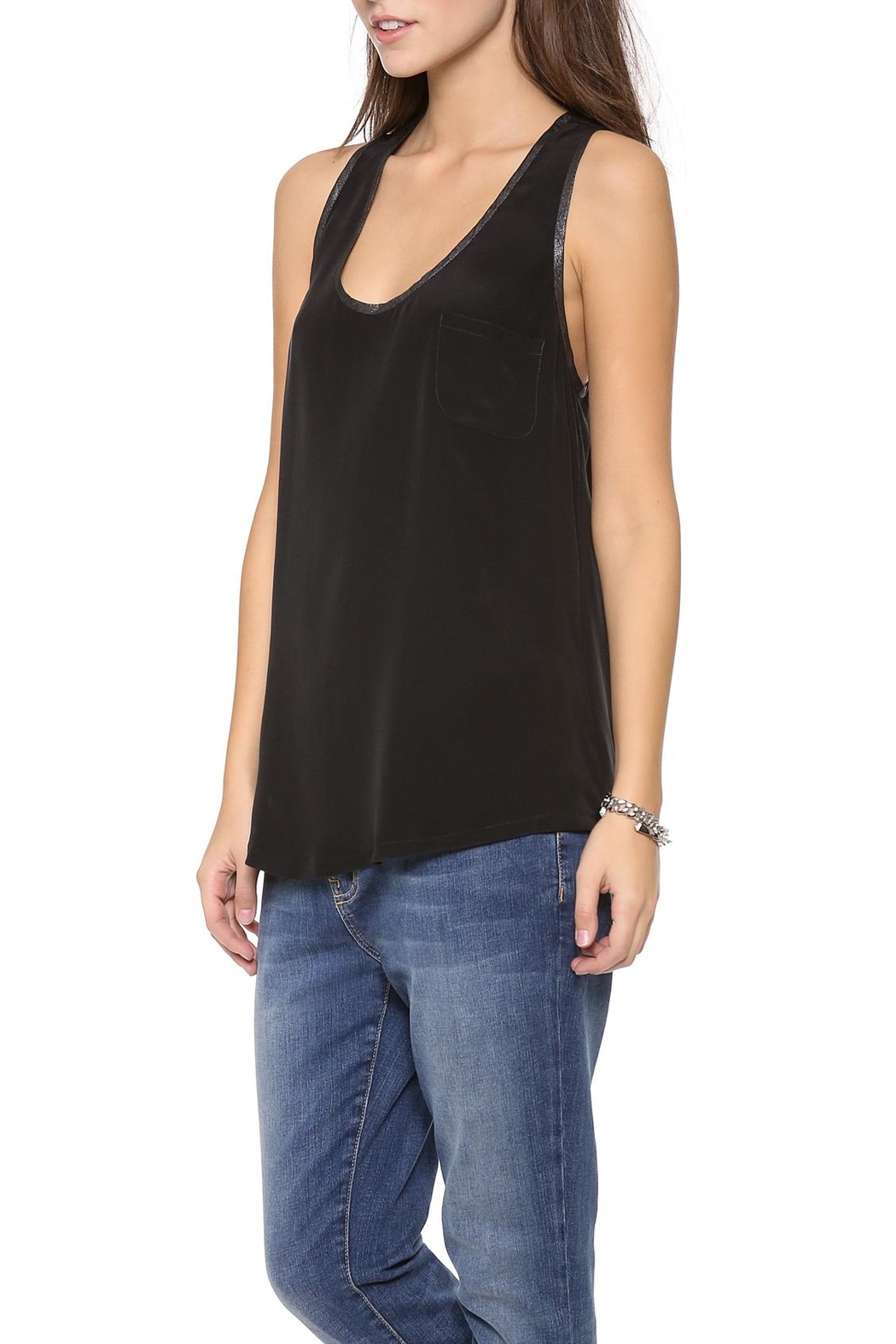 Joie Alicia D Top - Front Cropped Image