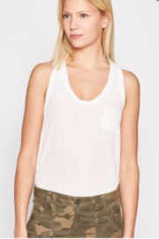Joie Alicia Porcelain Top - Front full body