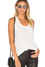 Joie Alicia Porcelain Top - Front cropped