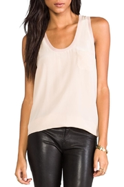 Joie Alicia Soft-Sand Top - Front full body