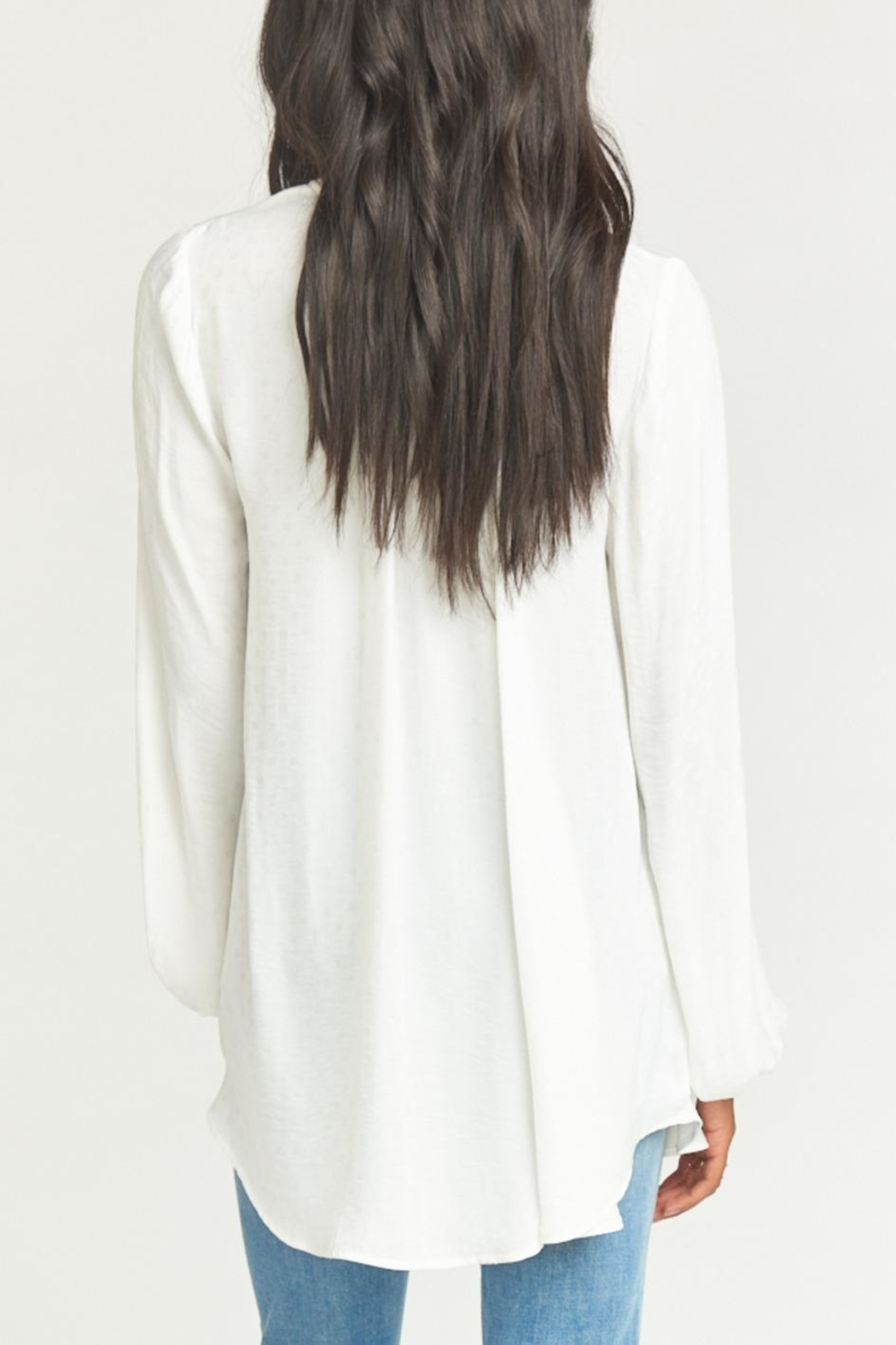 Show Me Your Mumu Alicia Tunic - Back Cropped Image