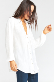 Show Me Your Mumu Alicia Tunic Top - Front full body