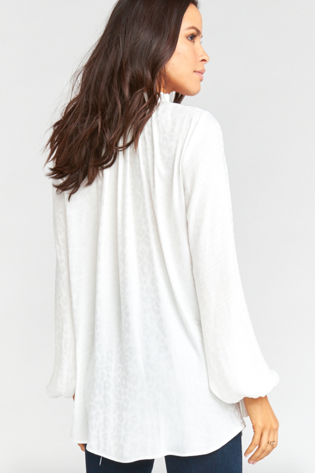 Show Me Your Mumu Alicia Tunic Top - Side Cropped Image