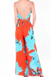 On The Road Alina Jumpsuit - Front full body