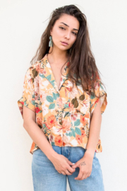 DRA Clothing Aline Top - Front cropped