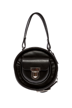Shoptiques Product: Black Round Handbag