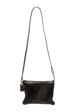 Shoptiques Product: Cowhide Leather Sling Bag