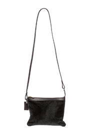 Alisa Smirnova Cowhide Leather Sling Bag - Front cropped