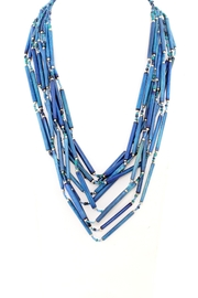 Alisha D Multistrang Necklace - Product Mini Image