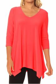 Alisha D V-Neck Tunic - Front cropped